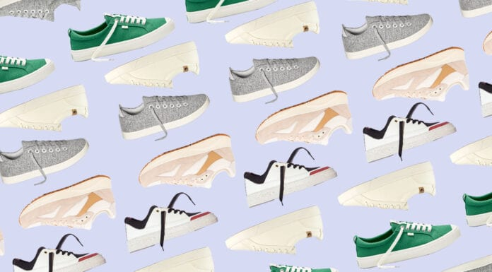 sustainable shoe composite